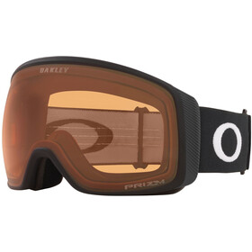 Oakley Flight Tracker XL Gafas de Nieve Hombre, matte black/prizm snow persimmon